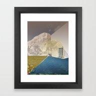 Atmosphere 7 · End Of T… Framed Art Print