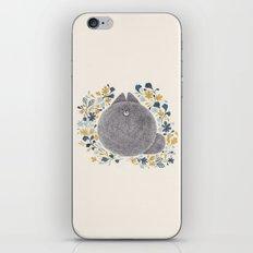 Ron ron iPhone & iPod Skin