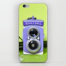 Mini camera Bi optics iPhone & iPod Skin