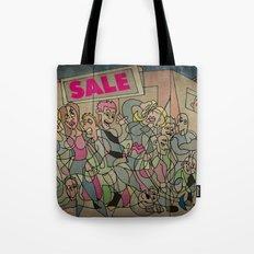 Sale Tote Bag