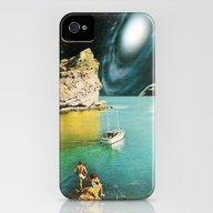 View From Rhodes iPhone (4, 4s) Slim Case