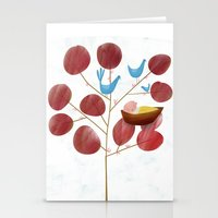 The New Addition Stationery Cards