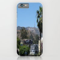 iPhone & iPod Case featuring Hollywood by Elizabeth Tompkins