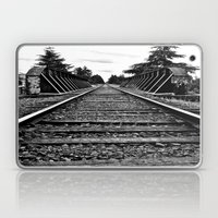 Railway bridge Laptop & iPad Skin