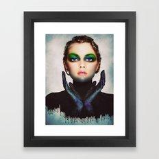 The Girl 6 Framed Art Print