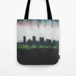 Tote Bag - Fractions A49 - Seamless