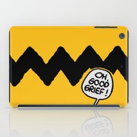 CHARLIE CHEVRON iPad Case