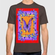 T-shirt featuring Purple Butterfly, Mornin… by SharlesArt