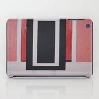 THE SHIVER DOOR iPad Case