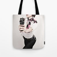 8mm #2 Tote Bag