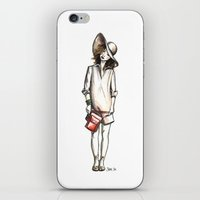 The Traveller iPhone & iPod Skin