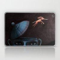 Unlikely Escape. Laptop & iPad Skin