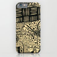 iPhone & iPod Case featuring cob web by Marie Elke Gebhardt