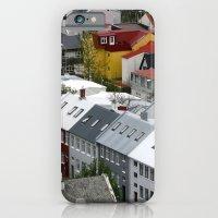 iPhone & iPod Case featuring Reykjavik, Sweet. by Katja_Gerasimova