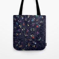 Microcosm III Tote Bag