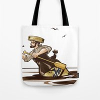The Long Journey Down Th… Tote Bag