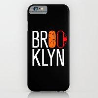 iPhone & iPod Case featuring Brooklyn by David Bastidas