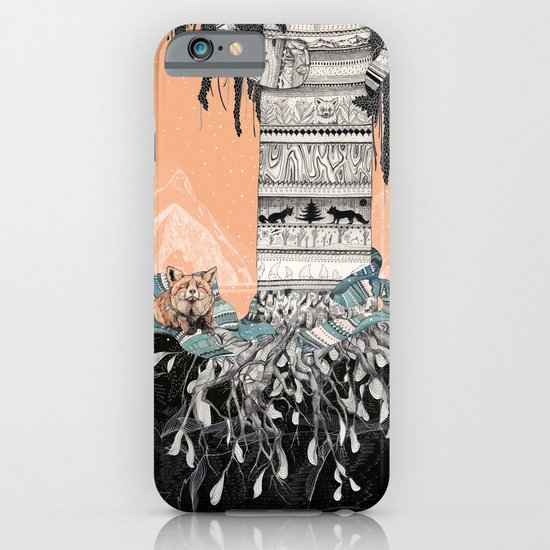 Fox Tree iPhone & iPod Case