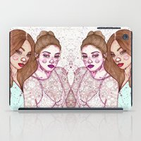 Gigi Hadid & Jourdan Dun… iPad Case