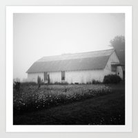 Rustic Retreat Art Print