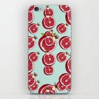 Pomegranate 2 iPhone & iPod Skin