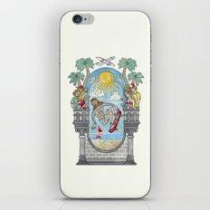 The Lord of the Board iPhone & iPod Skin