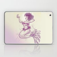 Mermaid Dime Laptop & iPad Skin