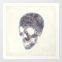 New Skin (alternate) Art Print