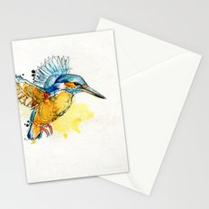 Kingfisher Stationery Cards