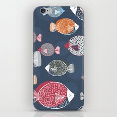 Swim School iPhone & iPod Skin