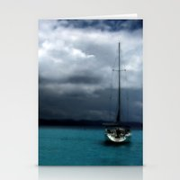 Stormy Sails Stationery Cards