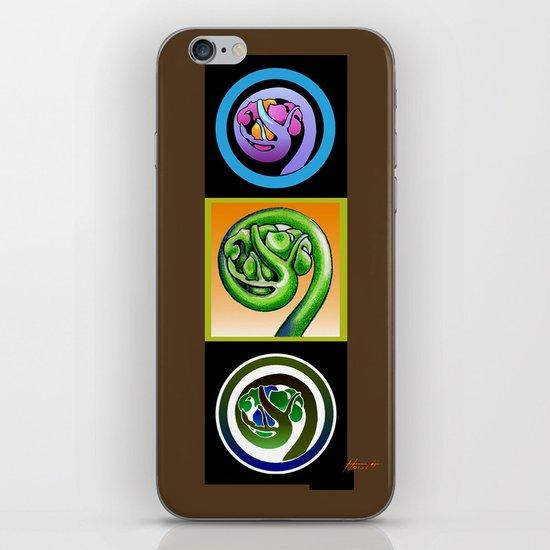 Koru Mania iPhone & iPod Skin