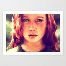Look at me... Art Print