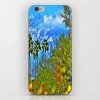 Californian Landscape iPhone & iPod Skin