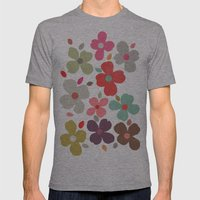 Dogwood 2 Mens Fitted Tee Athletic Grey SMALL