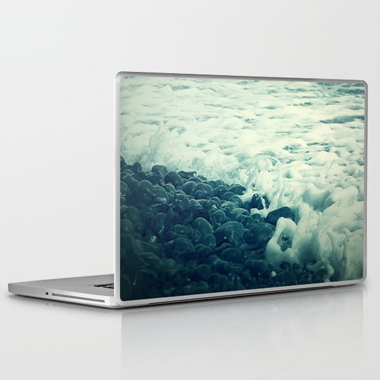 The Sea V. Laptop & iPad Skin