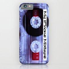 Iphone Mixtape Cassette iPhone 6 Slim Case