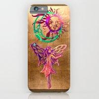 Bronze Fairy iPhone 6 Slim Case