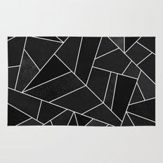 Black Stone Rug