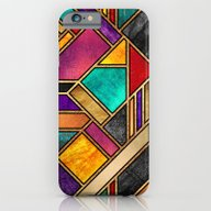 Colorful City Night iPhone 6 Slim Case