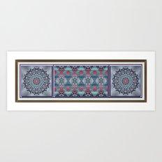 Victorian Lace 4 Art Print