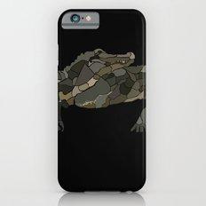 Mellifluous Crocodiles Slim Case iPhone 6s