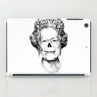 The Warming Dead! The Queen. iPad Case