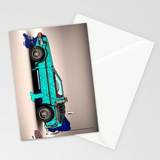 Back to the Future - Zombie edition Stationery Cards