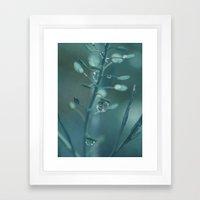 Teardrop Framed Art Print