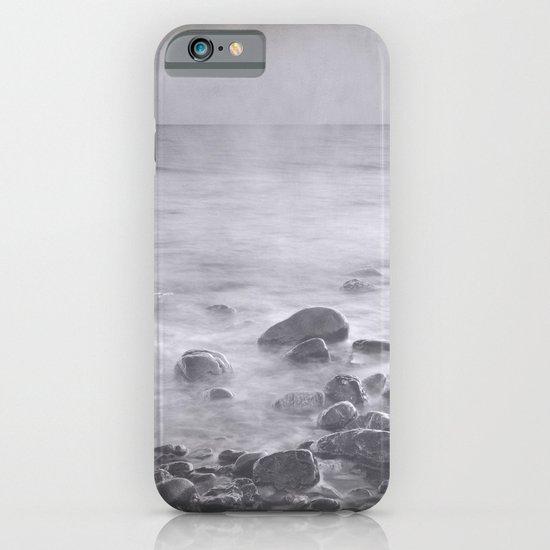 """Black sea rocks"" iPhone & iPod Case"