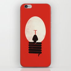 The Idea Eater iPhone & iPod Skin