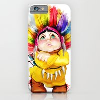 indian iPhone & iPod Cases featuring Indian  by tatiana-teni