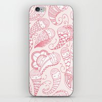Ghostly Paisley: Bloodlust iPhone & iPod Skin