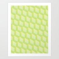 MOF A3 Art Print